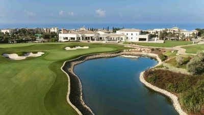 Aphrodite Hills Golf PGA National Cyprus