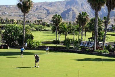 Costa Adeje Golf Club, Tenerife