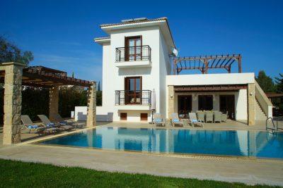 Aphrodite Hills Resort Cyprus Superior Villas