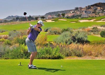 Elea Estate Golf Club Cyprus