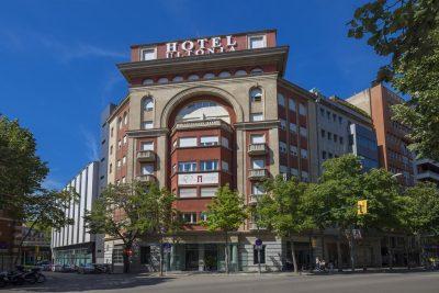 Hotel Gran Ultonia Girona 4*