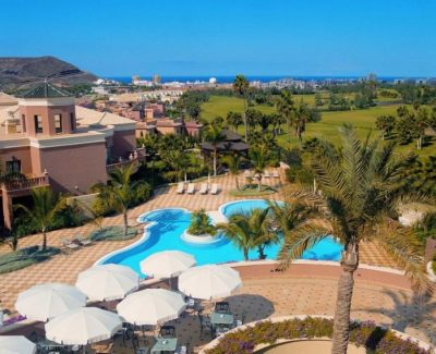 Hotel Las Madrigueras Golf Resort and Spa, Tenerife 5*