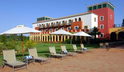Isla Canela Golf Hotel and Apartments 4*