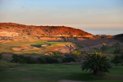 Salobre Golf Sur (Old Course), Gran Canaria