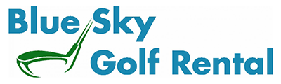 Blue Sky Golf Rental